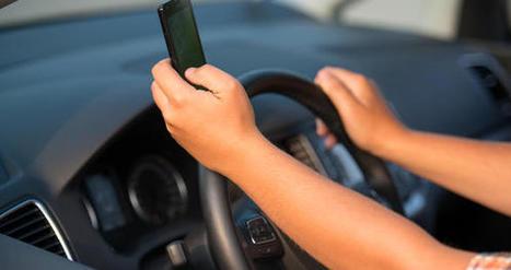 Internet dans les voitures : une distraction dangereuse | L'Atelier: Disruptive innovation | Ma veille - Technos et Réseaux Sociaux | Scoop.it