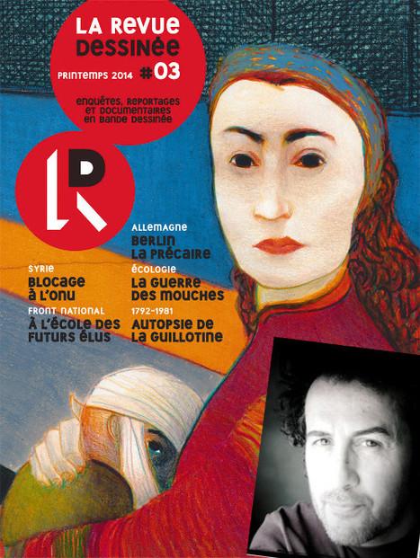 La Revue Dessinée, un regard moderne   DocPresseESJ   Scoop.it