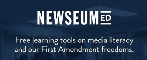 Newseum Unveils New Education Site | Larry Ferlazzo's Websites of the Day… | Edtech PK-12 | Scoop.it