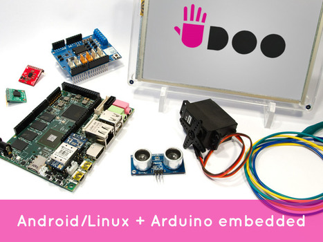 Update 32: UDOO is Shipping! · UDOO: Android Linux Arduino in a tiny single-board computer | Android On Stick | Scoop.it