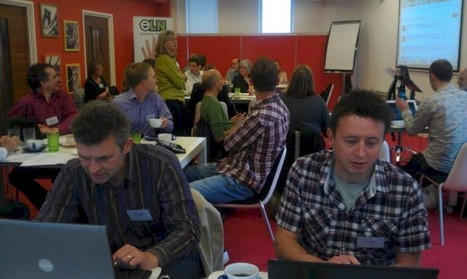 Social learning in action at #elnil | Blended Learning for Professional Development | Scoop.it