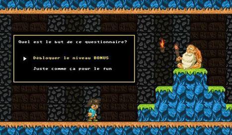 Le CV jeu vidéo en niveau Expert par Alexandre Pellet | Insolites | Scoop.it