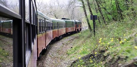 Viaje fotográfico por el Ferrocarril de La Robla | Artes ferroviarias | Scoop.it