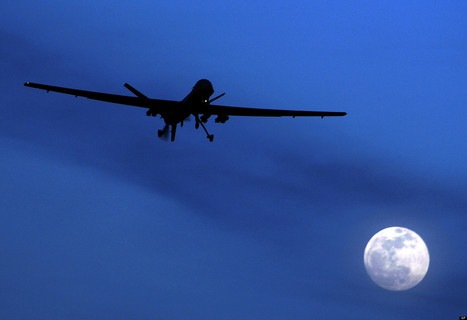 Armed Terrorist Drones Could Target President, Says Ex-U.S. Intelligence Chief | Restore America | Scoop.it
