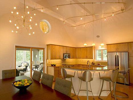 Stylish Fantastic Kitchen Lighting   Rhinway- home design   Scoop.it