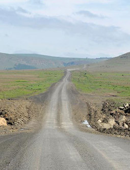 Gravel roads a concern   Peters | transportation in south africa | Scoop.it