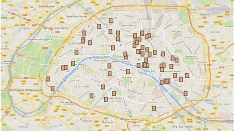 La première exposition sur les GIFs s'invite dans les rues de Paris   Social web 2.0   Scoop.it