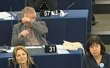 Moncef Marzouki fait pleurer le Parlement européen | On se suit ! | Scoop.it