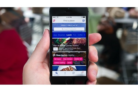 The next age of Foursquare begins today | Online Marketing Guide | Scoop.it