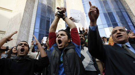 Egypt Protests: Video, Photos, Social Media | Coveting Freedom | Scoop.it