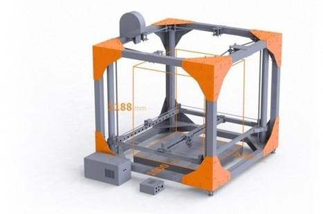 BigRep One : imprimez vos – petits – meubles en 3D | 3D | Scoop.it