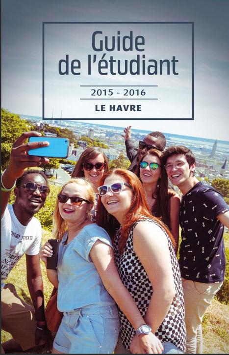 Le guide de l'étudiant du #Havre mentionne nos cheminées ! | Centrale thermique EDF du Havre | Scoop.it