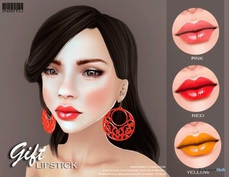 Lipstick by INSITU | Teleport Hub - Second Life Freebies | Second Life Freebies | Scoop.it