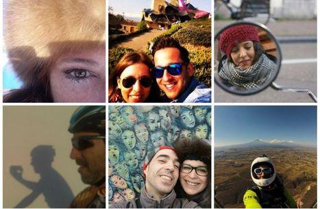 Fotogalería: 'Selfies' viajeros   Travelling   Scoop.it