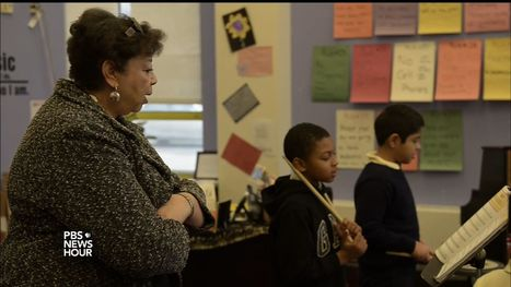Boston brings the music back by boosting arts education | Beyond the Stacks | Scoop.it