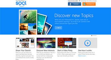 Microsoft estrena una red social para mejorar Bing | Aplicaciones web | Scoop.it