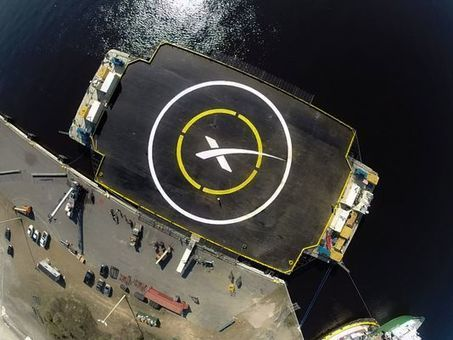 SpaceX aims for drone ship landing after Feb. 24 Falcon 9 launch | The NewSpace Daily | Scoop.it