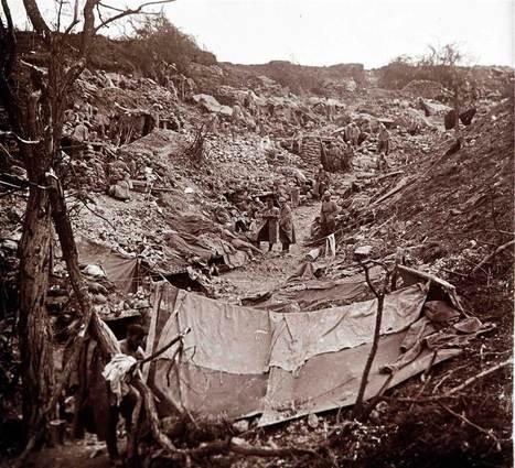 Photos inédites de la Première Guerre Mondiale | CGMA Généalogie | Scoop.it