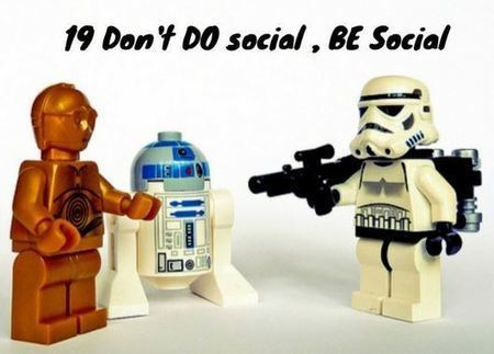 20 Things They Never Told Us About Going Social [SLIDESHARE] | EmpleoDosPuntoCero | Scoop.it