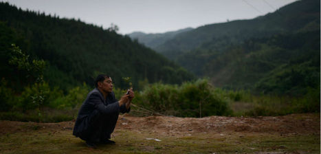 Chinese Government Recommends 'Idiot-Proof' Cellphones for Peasants - Liz ... - Foreign Policy   Preventing Human Errors   Scoop.it
