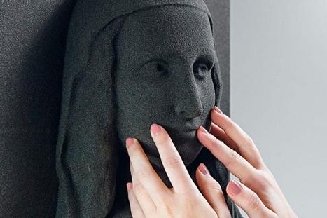 Unseen Art Project : imprimer en 3D des œuvres pour les rendre accessibles aux malvoyants | Nouvelle économie et business model | Scoop.it