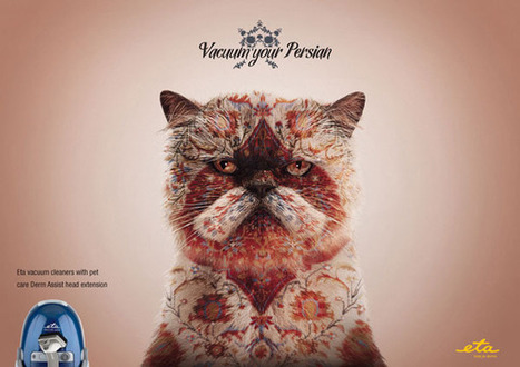 25 Minimalist Print Ads Which Makes Great Impact | Psychology of Consumer Behaviour | Scoop.it