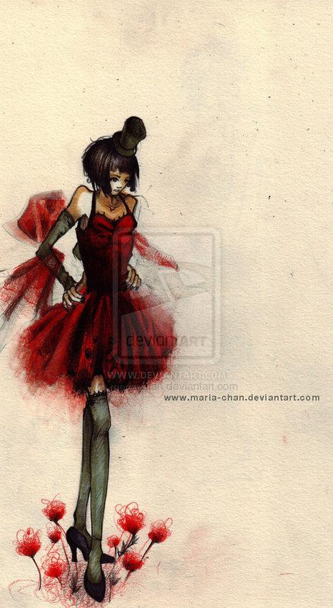 red poppy | ART | Scoop.it