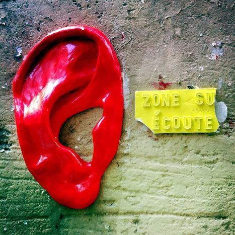 Ear   L'ART DE L'ÉCOUTE - THE ART OF LISTENING - POSTURES - DISPOSITIFS   Scoop.it