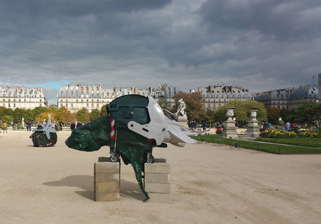 Anita Molinero: no title | Art Installations, Sculpture, Contemporary Art | Scoop.it