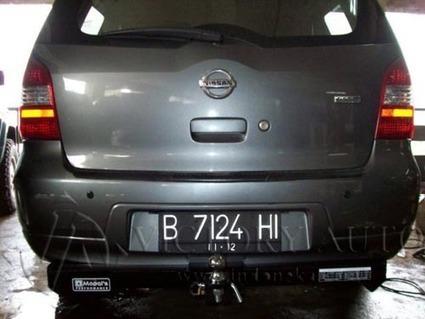 variasi Towing Bar Nissan Grand Livina | Aksesoris Mobil Nissan | Scoop.it