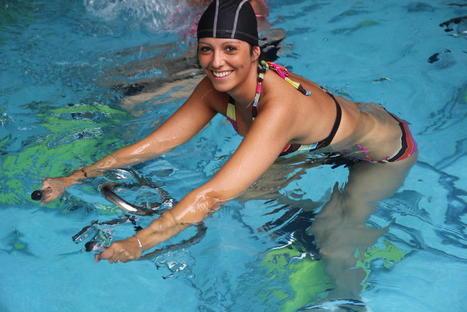 Dans le Dunkerquois, l'aquabiking fait un carton, surtout chez les femmes | Vaincre la cellulite | Scoop.it