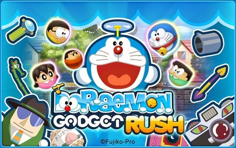 Doraemon Gadget Rush (Mod Bells/Dorayaki/Stamina) ~ Tips&Tricks - Android Mod Games&Apps | Android Fans | Scoop.it