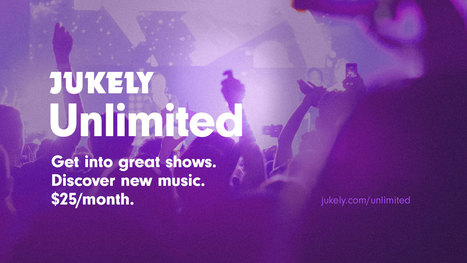 'Spotify for concerts' app gets $8m boost from funding round | Musicbiz | Scoop.it