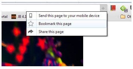 How To Disable Google Chrome's Action Box (The Plus Icon)   Time to Learn   Scoop.it