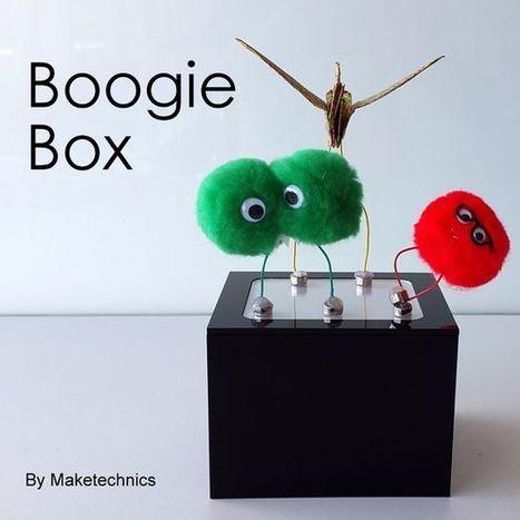 Arduino te ayuda a crear una pista de baile muy peculiar   tecno4   Scoop.it