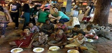 Robin Hood Army - an effort of two youngsters to fight hunger, to build a better society | This Gives Me Hope | Scoop.it