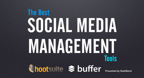 12 Best Social Media Management Tools | The Perfect Storm Team | Scoop.it