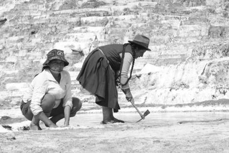 Reportage photo : Les Salines de Maras, par Jeff Guiot   Les Incas du Pérou   Scoop.it