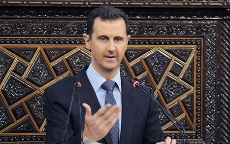 Bashar al-Assad says #Syria needs more time to end ... - Egyptday1 | News from Libya | Scoop.it