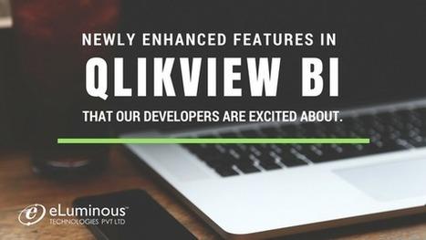 QlikView Business Intelligence   eLuminous Technologies   PHP development Company   Scoop.it