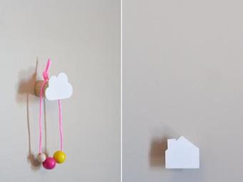 Initiales GG, une fille mais pas que...: DIY : fabriquer des patères design... | DIY DIY | Scoop.it
