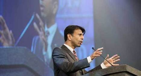 Jindal: End 'dumbed-down conservatism' - Jonathan Martin   World History and Current Issues   Scoop.it