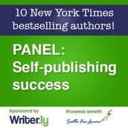 Self-publishing panel with indie bestsellers | What's New | Scoop.it