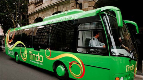 Adelaide's solar buses could be the world's greenest public transports | La ville en mutation | Scoop.it