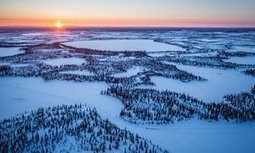 Record-breaking temperatures 'have robbed the Arctic of its winter' | Renewable energy | Scoop.it
