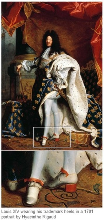 From Manly to Sexy: The History of the High Heel » Sociological Images | Sex History | Scoop.it