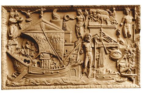 De Carthago Nova a Ostia: redes de transporte y movilidad en el Mundo Antiguo. | LVDVS CHIRONIS 3.0 | Scoop.it