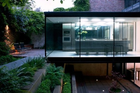 [London] Taylor House / Paul Archer Design | The Architecture of the City | Scoop.it
