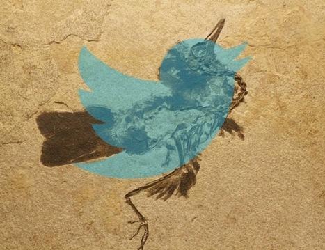 Ce que révèlent les fossiles de nos tweets | New technologies & social networks | Scoop.it