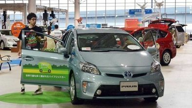 Toyota: Investment in 'green' paying dividends - BBC News   Socially Responsible Companies   Scoop.it